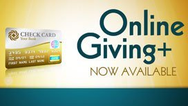 Give Online at Calvary