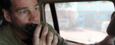 Jeff Strecker Driving through Mogadishu