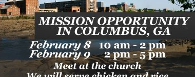 Mission Trip to Columbus