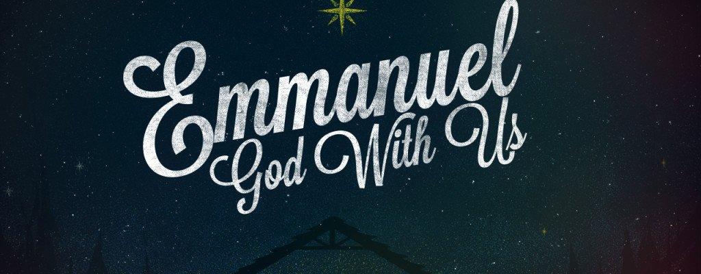 Emmanuel God With Us at Calvary