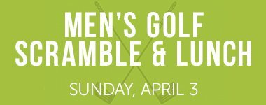 Men's Golf Scramble